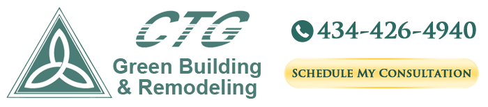 CTG Building and Remodeling Logo